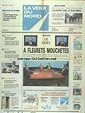 Telecharger Livres VOIX DU NORD LA No 15921 du 03 05 1995 ELYSEE 95 LE DUEL A FLEURETS MOUCHETES ENTRE CHIRAC ET JOSPIN SKINHEADS L ENQUETE S ANNONCE DIFFICILE MER LES MARINS PECHEURS BOULONNAIS EN COLERE EX YOUGOSLAVIE LES CROATES ENFONCENT LES LIGNES SERBES LE PHARE DE LA CANCHE A PERDU SES BALISES LES SPORTS CYCLISME (PDF,EPUB,MOBI) gratuits en Francaise