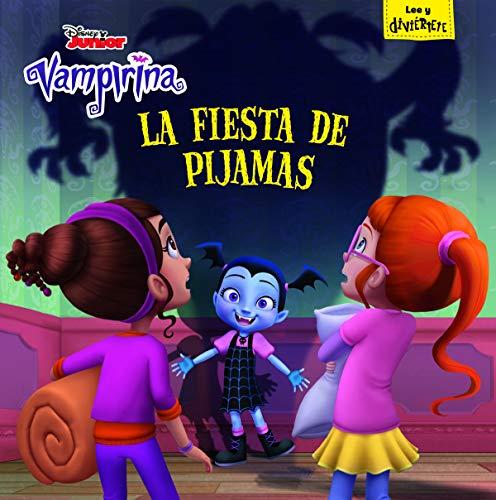 Vampirina. La fiesta de pijamas: Cuento (Disney. Vampirina)
