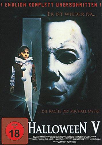 e des Michael Myers - Komplett ungeschnitten (Michael Myers Halloween 5)
