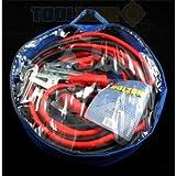 Spinotti Professionali per Avviamento Batterie 800amp Lunghezza 6 Metri