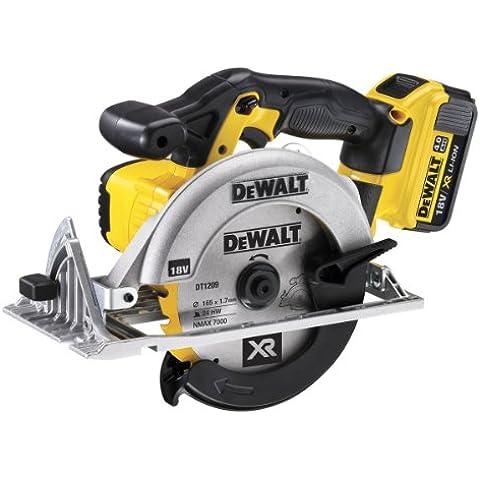 DeWalt DCS 391 M2 XR batería sierra circular de mano 4,04,0 18 V 4,0 Ah (2 baterías) Incluye hoja de sierra circular DT1209 y