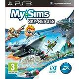 Electronic Arts My Sims - Sky Heroes, PS3 - Juego (PS3, PlayStation 3, Simulación, EC (Niños))