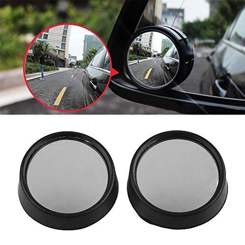 Preisvergleich Produktbild Sedeta 2ST Auto-Träger-Weitwinkel Kleiner Convex Blind Spot Dead Zone Rückspiegel