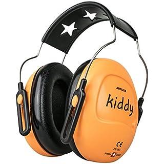 ARTILUX Swiss Safety 43209Gehörschutz für Kinder, orange