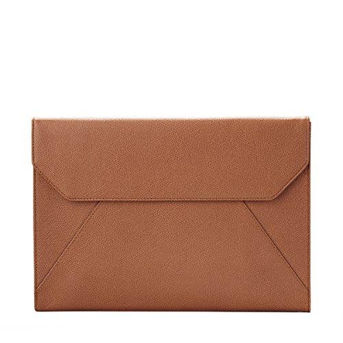 folio-cuir-graine-pour-documents-a4-orange