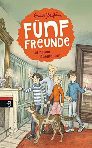 Fünf Freunde auf neuen Abenteuern (Einzelbände, Band 2) Auf Band 2