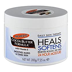 Palmers Cocoa Butter Formula With Vitamin E Heals Softens Face & Body Cream 200 g