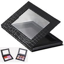 Frcolor Vacío magnético cosméticos maquillaje paleta de sombra de ojos, rubor, base en polvo