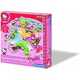 Clementoni 69745.8 - Hello Kitty - Spielesammlung - 80 Spielvarianten