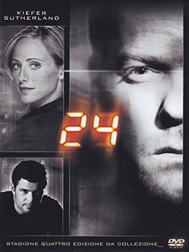 24 Stagione 04 [7 DVDs] [IT Import]