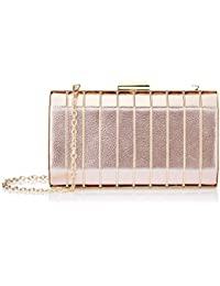 Satya Paul Women's Clutch (Gold)