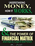 Understanding Money, How It Works, and the Power of Financial Matrix: Small Steps to a Large Or Small Fortune