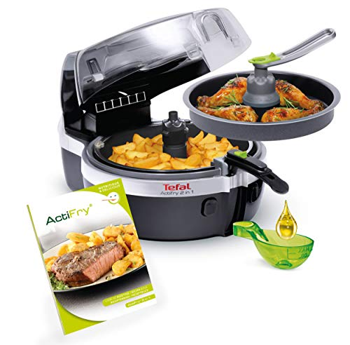 Tefal Fritteuse ActiFry YV960130 im Test