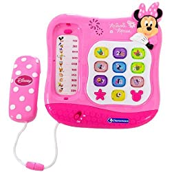 Disney Minnie Mouse Bow-tique Phone 3+
