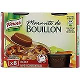 Knorr Marmite de Bouillon Bœuf 8 Capsules 224 g