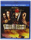 Pirates des Caraïbes : La malédiction du Black Pearl [Édition 2 Blu-ray]
