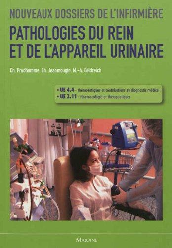 Pathologies du rein et de l'appareil urinaire : UE 4.4 UE 2.11