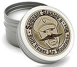 Sergente Stanley Cera Baffi Duri Labbro Superiore Con Ingredienti Naturale e Organica 30ml