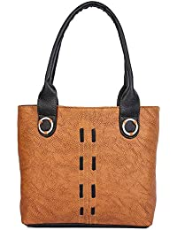 Girl,Women New Trendy & Stylish,Beautiful Designed, Casual,Vertical Designed Button P.U Hand Bag