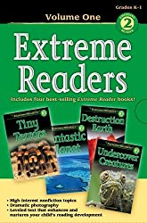 Extreme Readers 4-in-1, Level 2 by Katharine Kenah (2006-02-10)