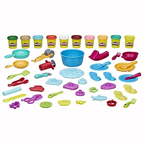PLAY-DOH Kitchen Ultimate Chef Set