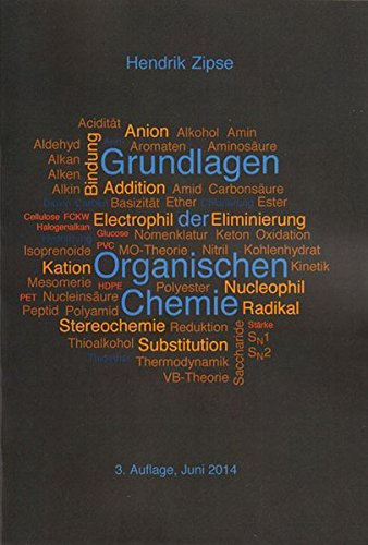 Grundlagen der Organischen Chemie (Berichte aus der Chemie)