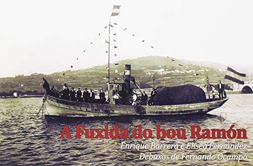 A fuxida do bou Ramón por ENRIQUE BARRERA