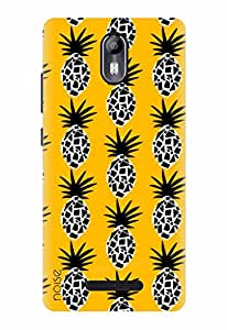 Noise Designer Printed Case / Cover for Micromax Canvas Evok E483 / Patterns & Ethnic / Monday Submissions Design