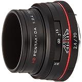 Pentax HD DA 70mm F2.4 Limited Objectif 107 mm Noir