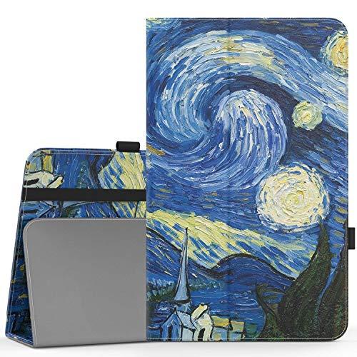 MoKo Klapphülle für Samsung Galaxy Tab A 25,7cm 2016veröffentlicht (sm-t580) Tablet. (Samsung 3 Screen Protector Tablet)