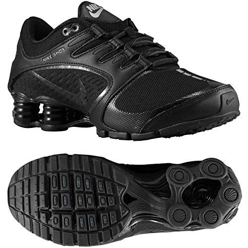 143e3cdc252 ... nz leather running shoe 0d95b 3d223  uk nike women s shox vaeda  synthetic running shoes black black anthracite 8 b m us d033e