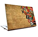 Laptop Skins 15.6 inch - Abstract - Vans...