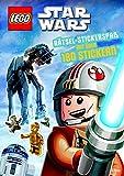 LEGO® Star Wars™ Rätsel-Stickerspaß mit über 180 Stickern