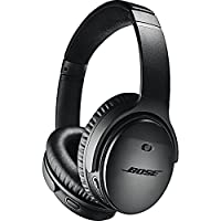 Bose 789564-0010 Quietcomfort 35 II Kablosuz Kulaklıklar, Siyah