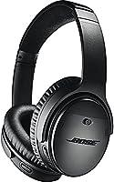 Casque sans fil à réduction de bruit Bose QuietComfort 35 II - Noir