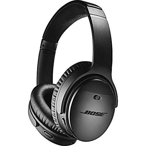 Bose cuffie quietcomfort 35 ii wireless con alexa integrata, nero