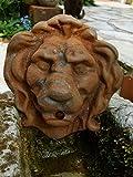 Antikas - Wasserspeier Löwe - Auslauf für Wandbrunnen Brunnenauslauf, Speier Wasserauslauf