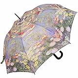 Regenschirm Schirm Automatik - Claude Monet Seerosen
