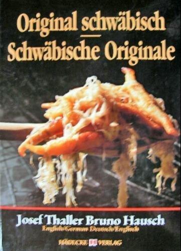 Original schwäbisch/Schwäbische Originale. (Text in Deutsch und Englisch) (Original-entertainment-medien)