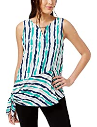 db05f5b9c19 Amazon.co.uk: Alfani - Tops, T-Shirts & Blouses / Women: Clothing
