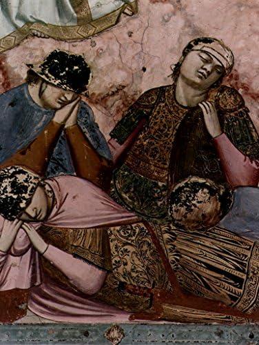 Lais Lais Lais Puzzle Giotto di Bondone - Noli me Tangere, Gardiennes du Sommeil 1000 Pieces ed99fb