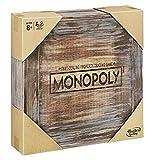 Monopoly Hasbro Holz Sonderedition - Seltene Retroausgabe für Sammler