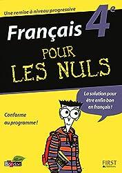 FRANCAIS 4EME POUR LES NULS