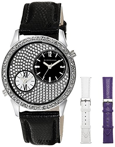 Giordano 60070-01 Analog Multi-Color Dial Women's Watch image