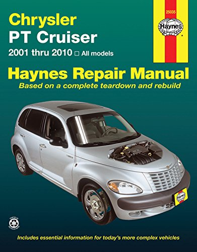 Chrysler PT Cruiser: 2001 thru 2010 All Models (Haynes Manuals) (Cruiser Haynes Pt)