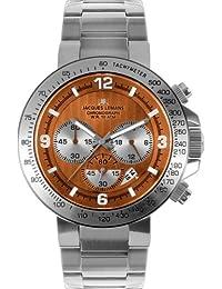 1229ad54e7f2 JACQUES LEMANS Powerchrono 2009 1-1485 H - Reloj de caballero de cuarzo