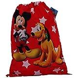 Disney Disney Mickey und Pluto Kinden Junge Rucksack Kinderrucksack Daypack Backpack