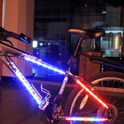 Fahrrad Fahrrad Rad 14 LED Helle Beleuchtung Spoke Licht