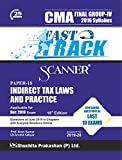 Scanner CMA Final Group IV (2016 Syllabus) Paper 18 Indirect Tax Laws and Practice