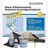 Jaeger Badewannen- & Fliesenlack für 6,8 m² S...Vergleich